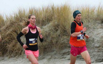 Ruben Scheurwater en Marije te Raa winnen 13e Ameland Adventurerun