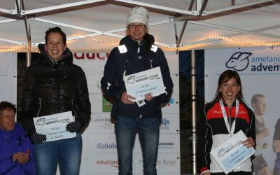 Bekkali en Kersbergen winnen de 12e editie van de Ameland Adventurerun