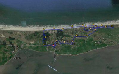 Vernieuwd parcours 21 km Adventurerun uitdaging voor sterk wedstrijdveld