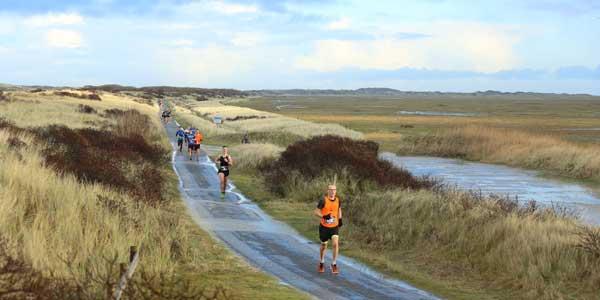 Ameland Adventurerun 2018: Aanpassing parcours 10 en 21 km