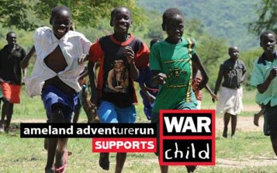 Ameland Adventurerun steunt War Child – Kinderen sterker dan oorlog