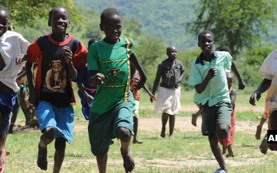 Ameland Adventurerun steunt War Child – Kinderen sterker dan oorlog