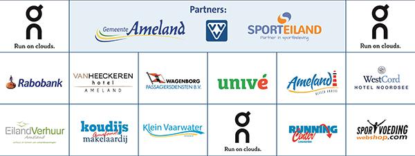 Ameland Adventurerun nieuwsbrief 2019: Sponsors