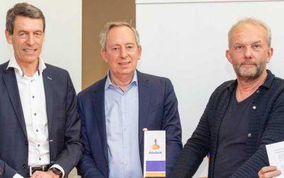 Rabobank trotse sponsor van loopevenementen in de regio